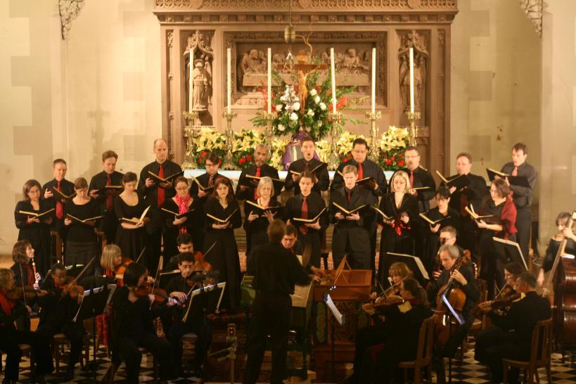 Photo: Performance of Messiah